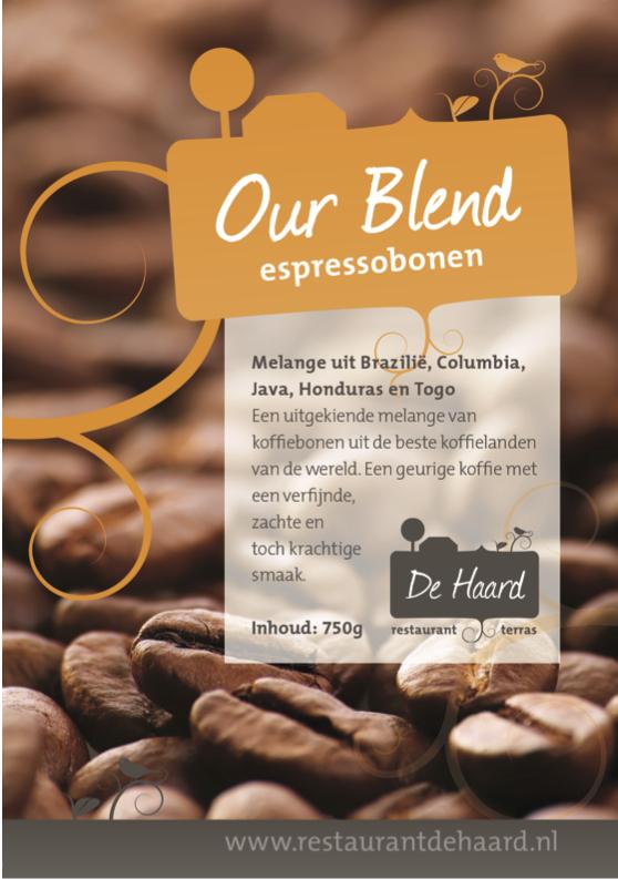 Rest-De-Haard-Koffielabel